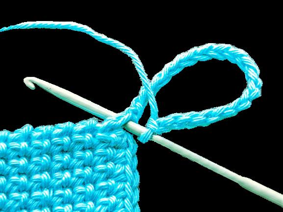 potholder loop and crochet hook