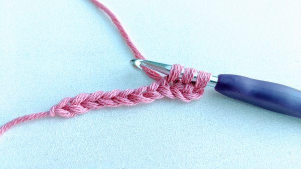 three loops on hook